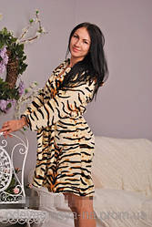 Халаты махровые для женщин