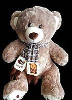 На 8 марта подарок девушке Мишка 68 см мягкая игрушка мишка в шарфе
