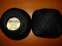 YarnArt Lili - 9999 черный