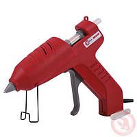 Клеевой пистолет 180Вт 11.2мм, 26-30г/мин 230В Professional