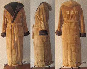 Махровые халаты для мужчин
