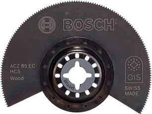Сегментированное пильное полотно Bosch HCS ACZ 85 EC (2608661643)