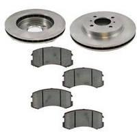 Тормозные диски передние или задние на BMW бмв  e34 и другие модели BMW бмв .