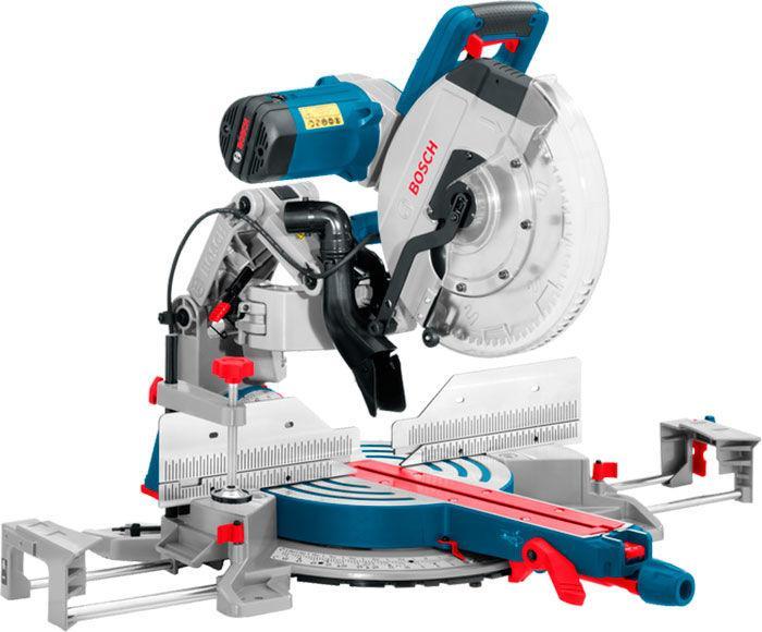 Торцовочная пила Bosch Professional GCM 12 GDL (0601B23600)