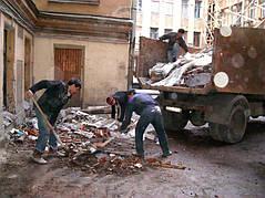 Вывоз строительного мусора, демонтаж в городе Сумы и Сумской  области