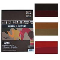 Склейка для пастели Daler-Rowney Murano Warm, 30,5х40,6 см