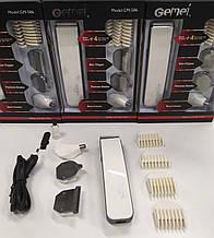Машинка для стрижки волосся+Бритва Тример 4 in 1 GM-586 (60 шт/ящ)