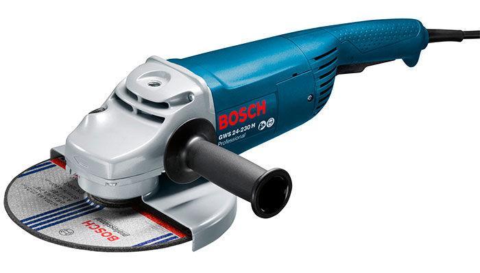 Угловая шлифмашина Bosch Professional GWS 24-230 H (0601884103)