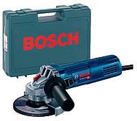 Угловая шлифмашина Bosch GWS 9-125 S + чемодан (0601396102C)