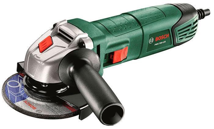 Угловая шлифмашина Bosch PWS 700-125(06033A2023)