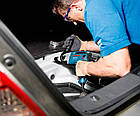 Ударная дрель Bosch Professional GSB 19-2 RE под ключ + чемодан (060117B600), фото 4