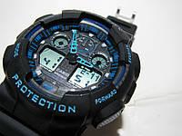 Casio G-Shock GA100 – мужские, наручные часы