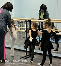 Станок хореографический (балетный) переносной, фото 3