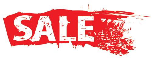 Распродажа %