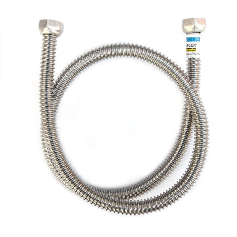 """Шланг для підведення води ECO-FLEX Вода СТАНДАРТ 1/2"""" ВВ 150 см"""