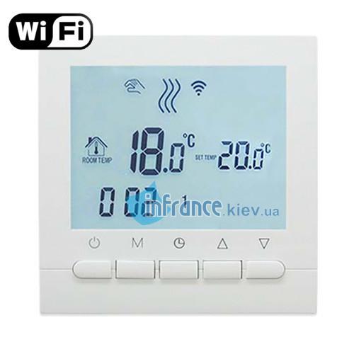 Терморегулятор Klimteh BHT-313 WiFi