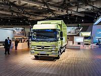О грузовиках Mercedes-Benz