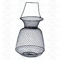 Садок металлический с крышкой Salmo (33х33см - 32 / 42см)