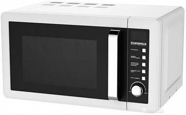 Микроволновая печь 800 Вт 20 л Grunhelm 20UX45-LW