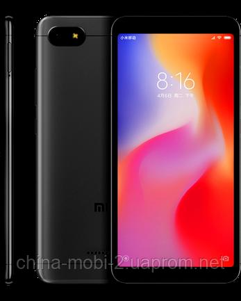 Смартфон Xiaomi Redmi 6A 16Gb Black EU, фото 2