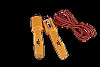 Скакалка со счетчиком и регулируемым PVC шнуром