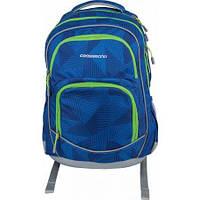 Рюкзак шкільний Crossroad DJANGO 20L blue