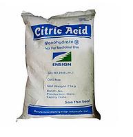 Лимонная кислота Е330 пищевая (от 25 кг)