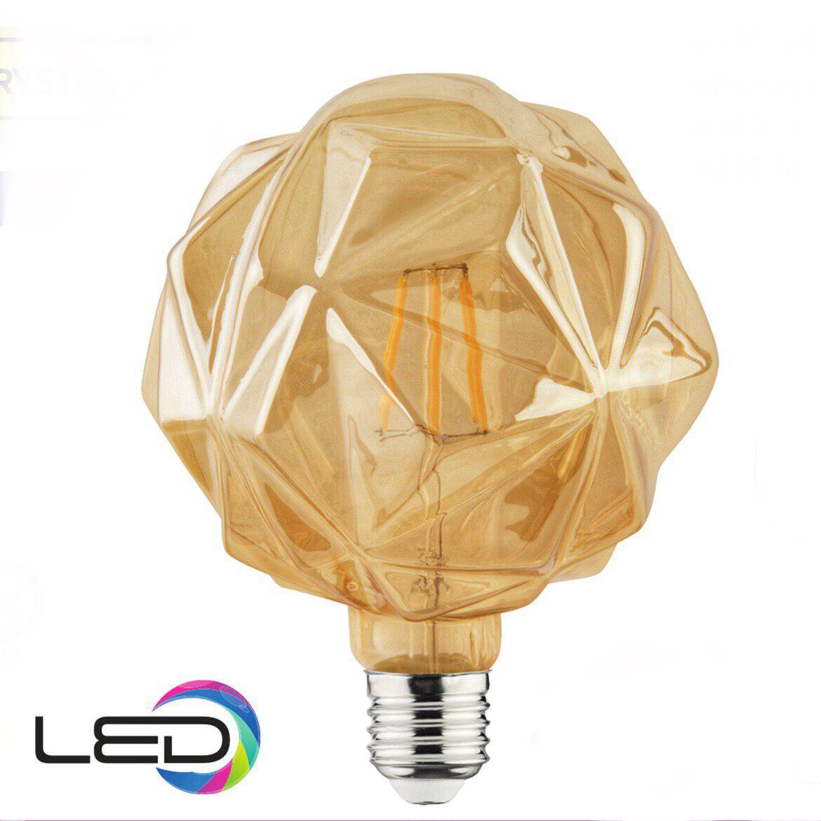 Светодиодная лампа Лампа Эдисона Led RUSTIC CRYSTAL-6