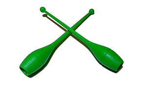 Булава для художньої гімнастики El Leon De Oro Deportiva Зелений