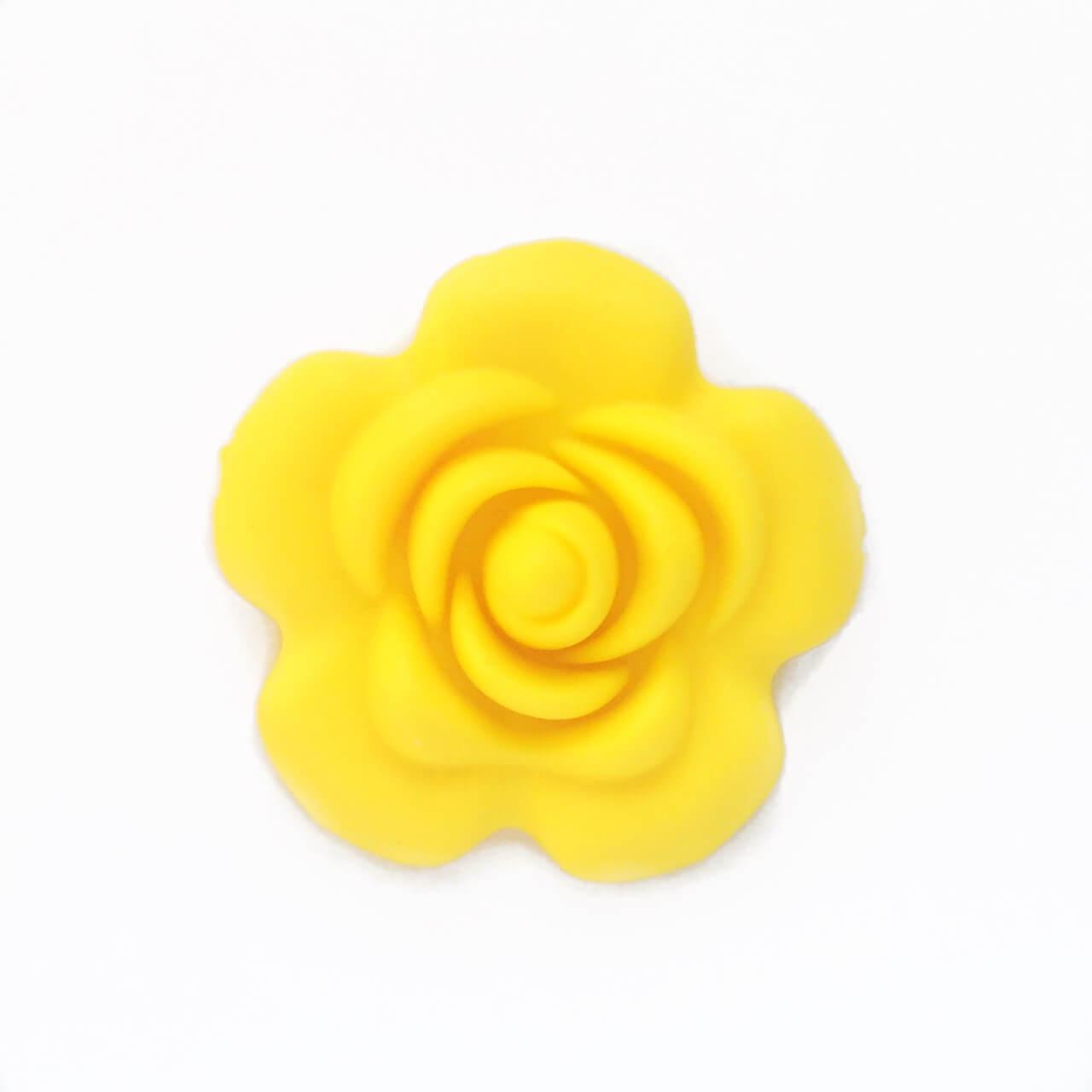 Роза большая (желтая)