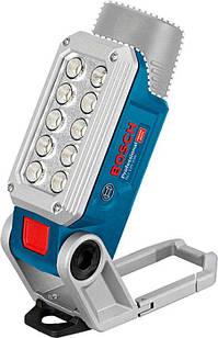 Ліхтар акумуляторний Bosch GLI DeciLED без з/у та акумуляторів (06014A0000)