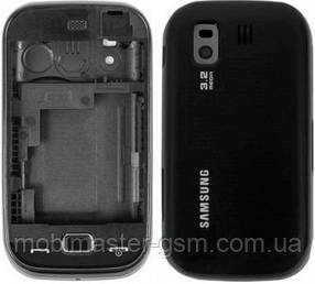 Корпус Samsung B5722 / B5702 черный