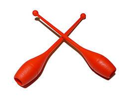 Булава для художньої гімнастики El Leon De Oro Deportiva Червоний