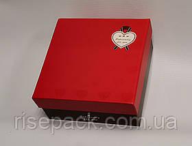 Подарочная коробка 15 x 15 x 7 см