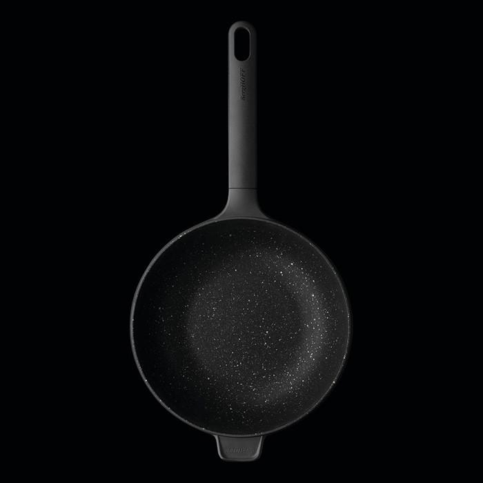 2307313 Сковорода глибока з антипригарним покриттям GEM, 24 см, 2,9 л