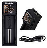 Зарядное устройство для аккумуляторов Liitokala Lii-100, фото 4