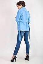 Яркий кардиган голубого цвета, фото 3