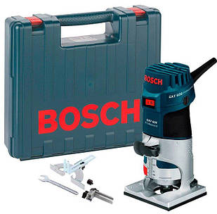 Фрезер для обробки країв Bosch GKF 600 SET + валіза (060160A100)
