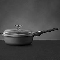 2307303 Сотейник з антипригарним покриттям GEM, діам. 24 см, 3.2 л, фото 2