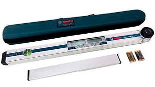Цифровой угло-уклономер Bosch GAM 270 MFL + чехол (0601076400)