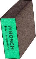 Шлифовальная губка Bosch Superfine Best for Flat and Edge 69x97x26 (2608608228)