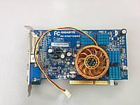 Видеокарта игровая AGP GiGabyte Radeon 9600 128MB DVI VGA, фото 1