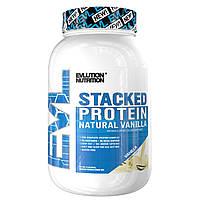 EVLution Nutrition, Комплексный протеиновый коктейль, натуральная ваниль, 2 фунта (909 г)