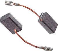 Щетки угольные Bosch на GWS 12-125; GWS 15-125 (1607000V37)