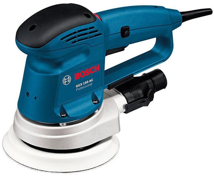 Эксцентриковая шлифмашина Bosch Professional GEX 150 AC (0601372768)