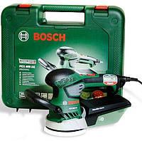 Эксцентриковая шлифмашина Bosch PEX 400 AE + чемодан (06033A4020)