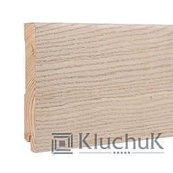 Плинтус Kluchuk Neo Plinth KLN120-06 Дуб Выбеленный 120мм