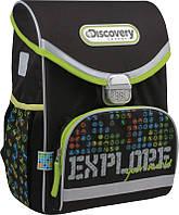 DC15-529 Рюкзак шкільний каркасний Discovery