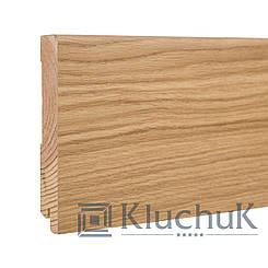 Плинтус Kluchuk Neo Plinth KLN120-02 Дуб Натуральный 120мм