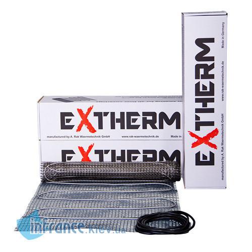 Двожильний нагрівальний мат EXTHERM ЕТ ЕСО 800-180 (8.0 m2)